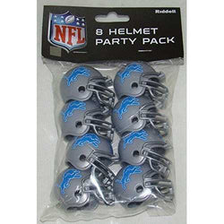 Detroit Lions Team Helmet Party Pack
