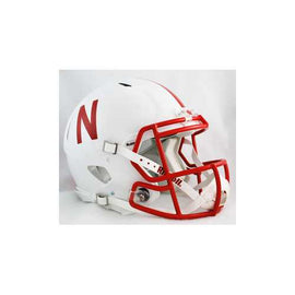 Nebraska Cornhuskers Helmet Riddell Authentic Full Size Speed Style