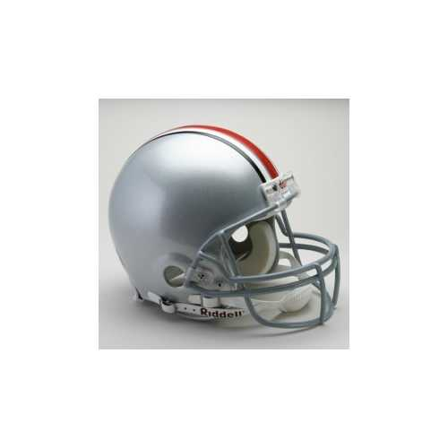Ohio State Buckeyes Helmet Riddell Authentic Full Size VSR4 Style