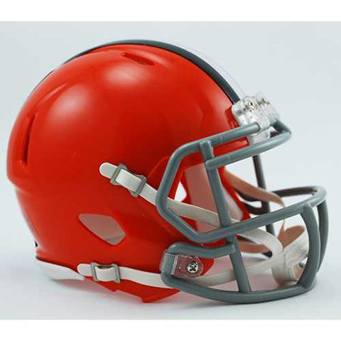 Cleveland Browns Replica Speed Mini Helmet - 2015