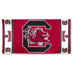 South Carolina Gamecocks Beach Towel