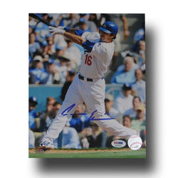 Autographed Andre Ethier Los Angeles 8-By-10 Inch Unframed Photo