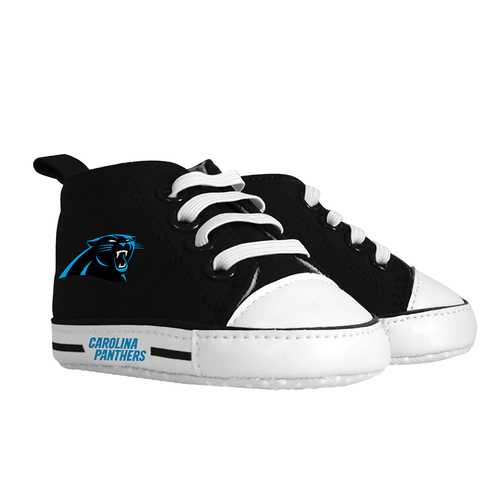 Carolina Panthers NFL Infant High Top Shoes