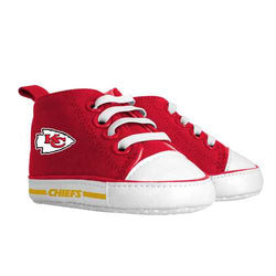Kansas City Chiefs NFL Infant High Top Shoes