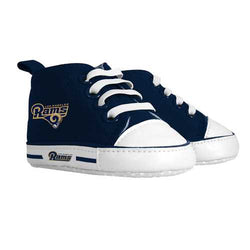 Los Angeles Rams NFL Infant High Top Shoes