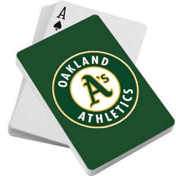 MLB Oakland Athletics Deck of Playing Cards