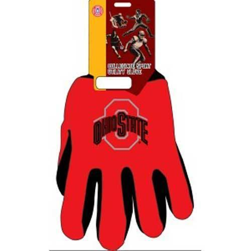 Ohio State Buckeyes NCAA Two Tone Gloves