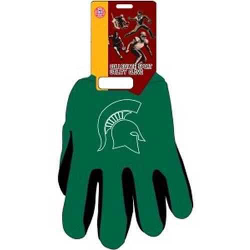 Michigan State Spartans NCAA Two Tone Gloves