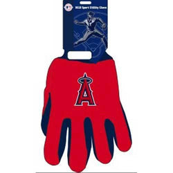 Los Angeles Angels of Anaheim MLB Two Tone Gloves