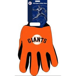 San Francisco Giants MLB Two Tone Gloves