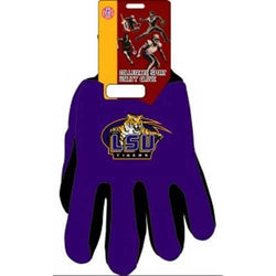 LSU Tigers NCAA Two Tone Gloves