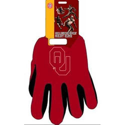 Oklahoma Sooners NCAA Two Tone Gloves