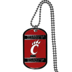 Cincinnati Tag Necklace