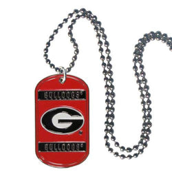 Georgia Tag Necklace