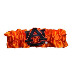 Auburn Tigers NCAA Satin Garter (Orange)