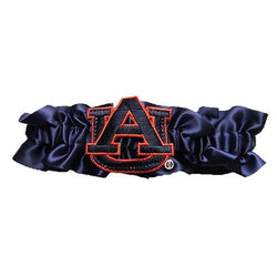 Auburn Tigers NCAA Satin Garter (Royal Blue)
