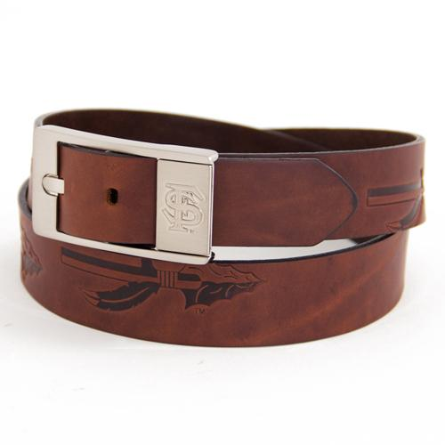 Florida State Seminoles NCAA Brandish Leather Belt Size 44