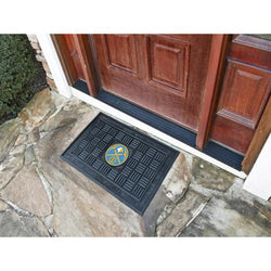 Denver Nuggets NBA Vinyl Doormat