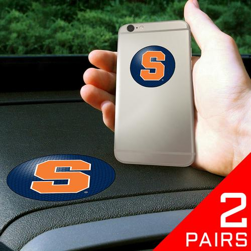 "Syracuse Orangemen NCAA Get a Grip"" Cell Phone Grip Accessory (2 Piece Set)"""