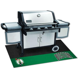 Boston Celtics NBA Vinyl Grill Mat(26x42