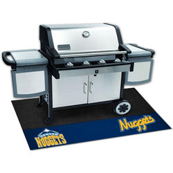 Denver Nuggets NBA Vinyl Grill Mat(26x42