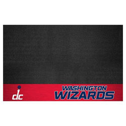 Washington Wizards NBA Vinyl Grill Mat(26x42