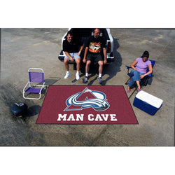 Colorado Avalanche NHL Man Cave Ulti-Mat