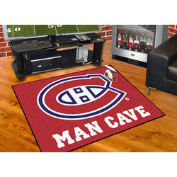 Montreal Canadiens NHL Man Cave All-Star