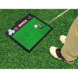 New Jersey Devils NHL Golf Hitting Mat (20in L x 17in W)