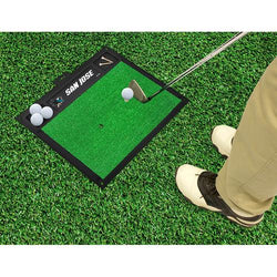 San Jose Sharks NHL Golf Hitting Mat (20in L x 17in W)