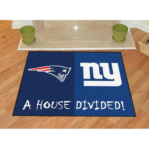 New England Patriots/New York Giants NFL House Divided NFL All-Star