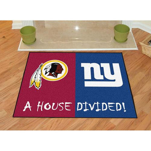 Washington Redskins/New York Giants NFL House Divided NFL All-Star