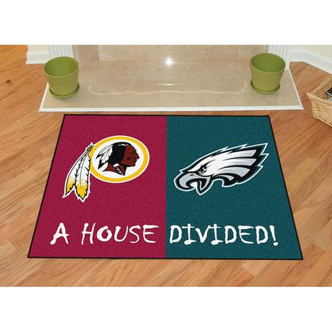 Washington Redskins/Philadelphia Eagles NFL House Divided NFL All-Star