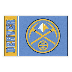 Denver Nuggets NBA Starter Floor Mat (20x30