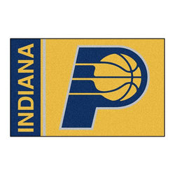 Indiana Pacers NBA Starter Floor Mat (20x30