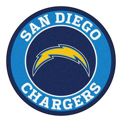 San Diego Chargers NFL Round Floor Mat (29)