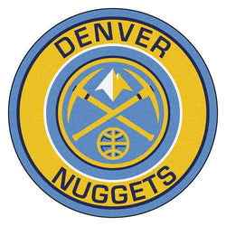 Denver Nuggets NBA Roundel Mat