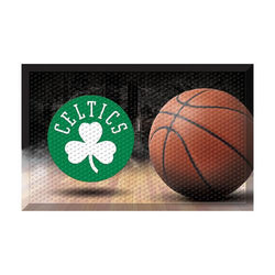 Boston Celtics NBA Scraper Doormat