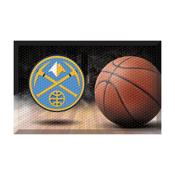 Denver Nuggets NBA Scraper Doormat