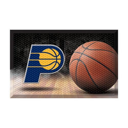 Indiana Pacers NBA Scraper Doormat