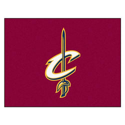 Cleveland Cavaliers NBA All-Star Floor Mat (34in x 45in)
