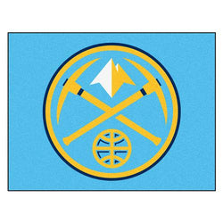 Denver Nuggets NBA All-Star Floor Mat (34in x 45in)