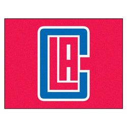 Los Angeles Clippers NBA All-Star Floor Mat (34in x 45in)