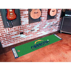 San Diego Chargers NFL Putting Green Runner (18x72