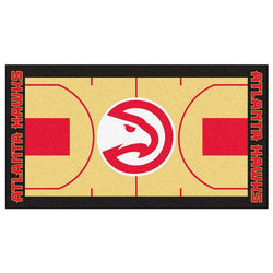 Atlanta Hawks NBA Large Court Runner (29.5x54