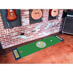 Denver Nuggets NBA Putting Green Runner (18x72