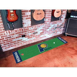 Indiana Pacers NBA Putting Green Runner (18x72
