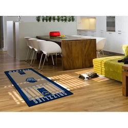 Memphis Grizzlies NBA Large Court Runner (29.5x54)