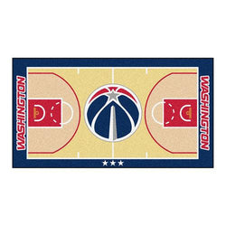 Washington Wizards NBA Large Court Runner (29.5x54)