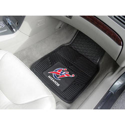 Washington Wizards NBA Heavy Duty 2-Piece Vinyl Car Mats (18x27